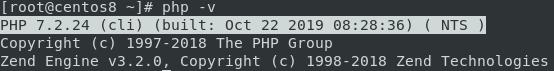 check PHP Version