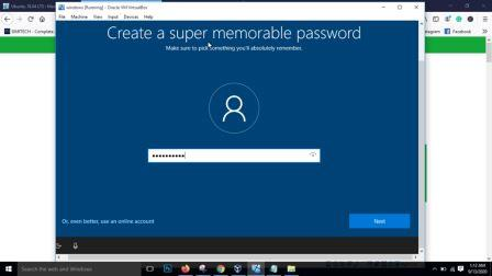 Put the windows 10 password how to install windows 10 from Pendrive