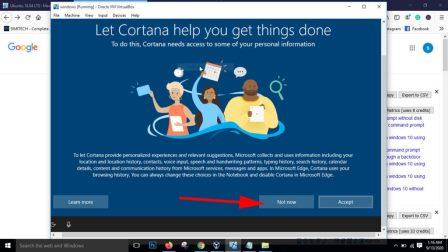 Bellow Screen Click On how to install windows 10 from Pendrive