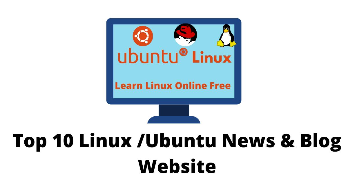 Linux News Site