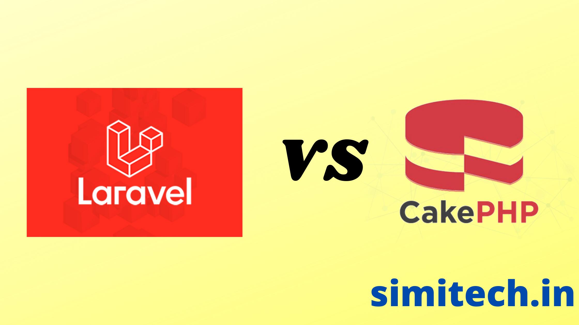 cakephp vs laravel